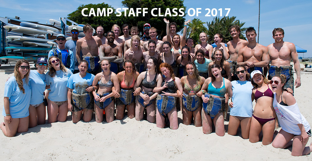Camp Staff CLass of 2017.